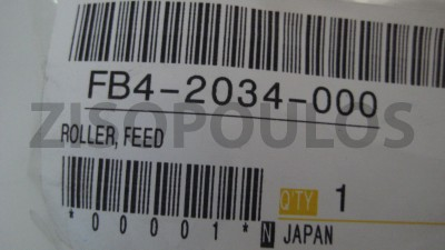 CANON  PAPER FEED ROLLER FB42034000