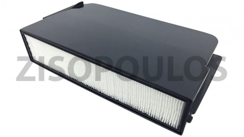 KONICA MINOLTA DUST-PROOF FILTER ASSEMBLY- RIGHT SIDE A03UR70100