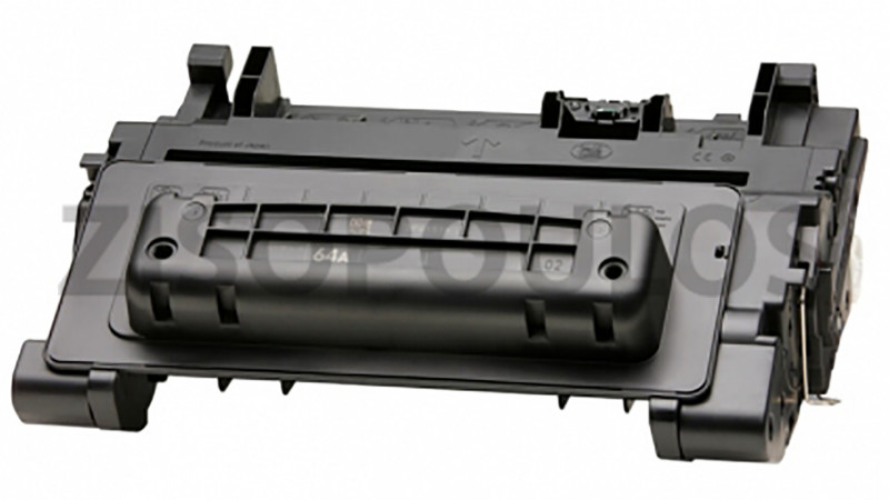 HP ΣΥΜΒΑΤΟ TONER CARTRIDGE 64A BLACK CC364A
