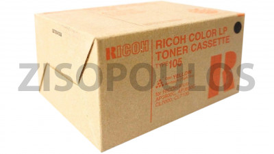RICOH  Toner Type 105 Yellow