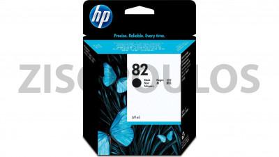 HP BLACK INK CARTRIDGE 82 69ML