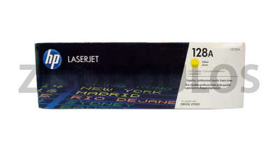 HP TONER CE322A YELLOW 128A