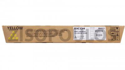 RICOH  TONER MPC 4500 YELLOW 888609