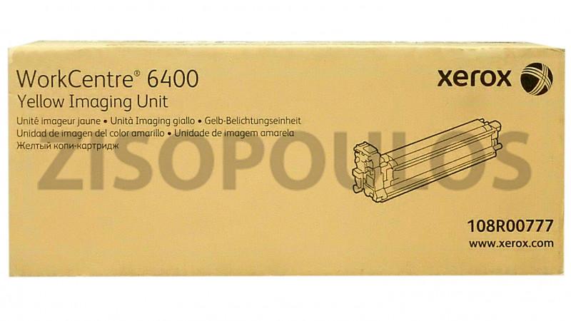 XEROX IMAGING UNIT 108R00777 YELLOW