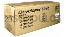 KYOCERA  DEVELOPER UNIT DV-560Y YELLOW 302HN93023
