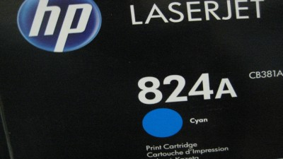 HP Toner Cartridge CB381A Cyan