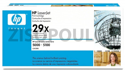 HP TONER CARTRIDGE C4129X  BLACK