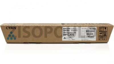 RICOH  TONER MPC 305E CYAN 842082
