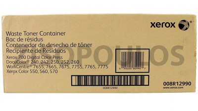 XEROX  WASTE TONER CONTAINER 008R12990