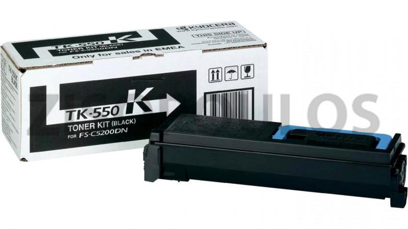KYOCERA TONER TK 550 BLACK 1T02HM0EU0
