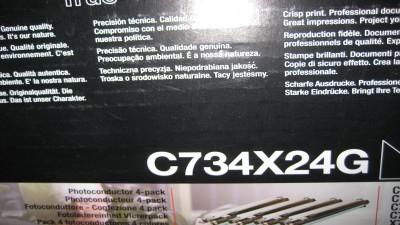 LEXMARK  PHOTOCONDUCTOR LEXMARK C734X24 C730/734 2PACK