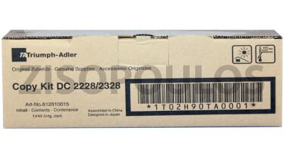 TRIUMPH ADLER  TONER KIT DC2228/2328 BLACK 612810015