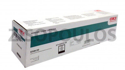 OKI TONER CARTRIDGE 44059128 BLACK