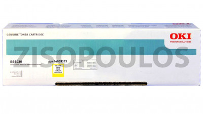OKI YELLOW CARTRIDGE 44059125
