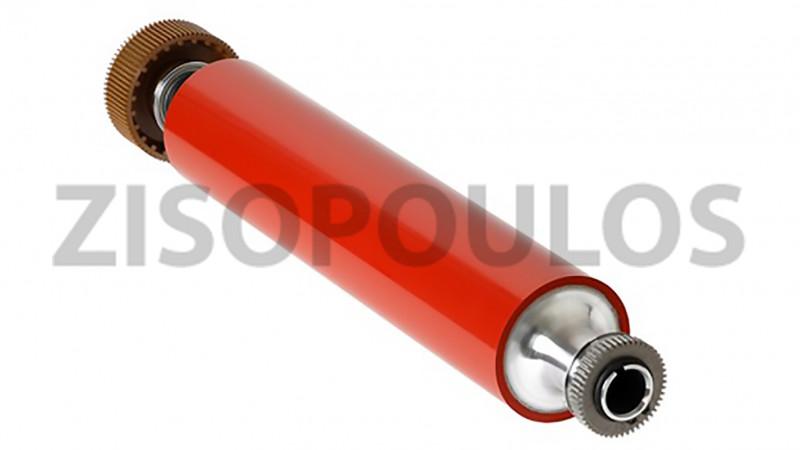 KONICA MINOLTA UPPER FUSER HEAT ROLLER ASSEMBLY A1RFR71200