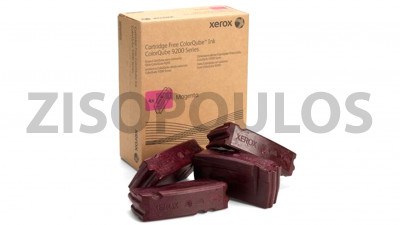 XEROX SOLID INK 108R00834 MAGENTA 4 ΤΕΜΑΧΙΑ