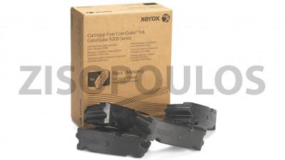 XEROX SOLID INK 108R00836 BLACK 4 ΤΕΜΑΧΙΑ