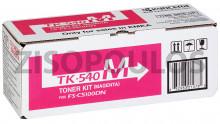 KYOCERA  Toner Cartridge TK-540 Magenda