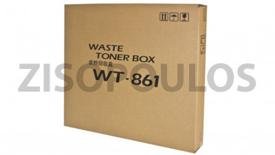 KYOCERA  WASTE TONER RECEPTACLE WT 861
