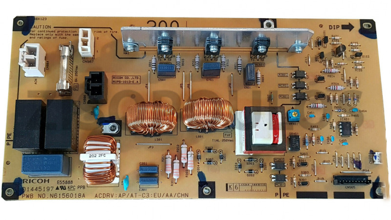 RICOH AC CONTROL BOARD D1445197