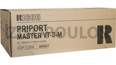 RICOH  MASTER VT-II-M