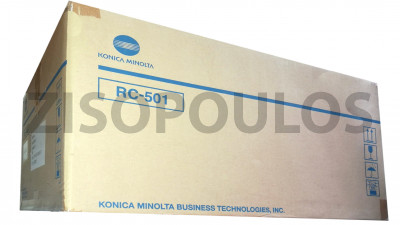 KONICA MINOLTA TONER RC-501 COLLECTION BOX 14RTR70800