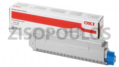 OKI TONER 44059254 MAGENTA