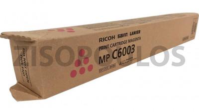 RICOH  TONER MPC6003 MAGENTA 841855