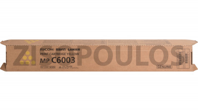 RICOH  TONER  MPC6003 YELLOW 841854