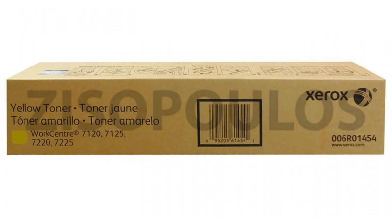 XEROX TONER 006R01454 YELLOW METERED