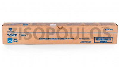 KONICA MINOLTA TONER TN 321 CYAN A33K450