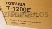 TOSHIBA  TONER  T1200E BLACK