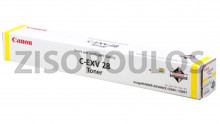 CANON  TONER CEXV 28 YELLOW 2801B002