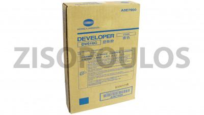KONICA MINOLTA  DEVELOPER DV616 CYAN A5E7900