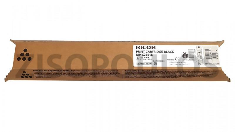 RICOH TONER  MPC 2051/2551 BLACK 841587
