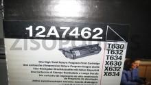 LEXMARK  BLACK TONER 12A7462