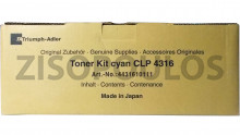 TRIUMPH ADLER  TONER CYAN 4431610111