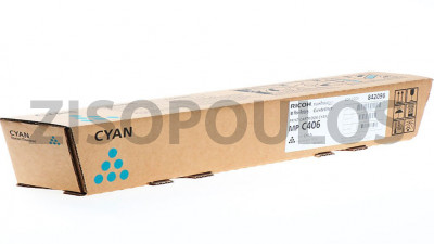RICOH  TONER CARTRIDGE CYAN MPC406
