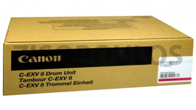 CANON  DRUM UNIT CEXV8 MAGENTA 7623A002