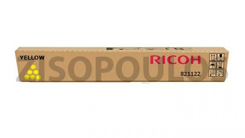 RICOH TONER SPC 830DNE YELLOW  821186