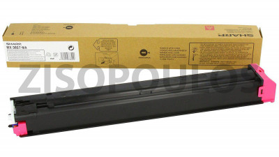 SHARP  TONER  MX36GTMA MAGENTA