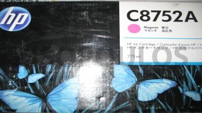 HP INK CARTRIDGE C8752A MAGENTA