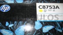 HP INK CARTRIDGE C8753A YELLOW