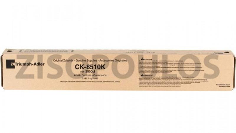 TRIUMPH ADLER TONER CK 8510 BLACK 662511115