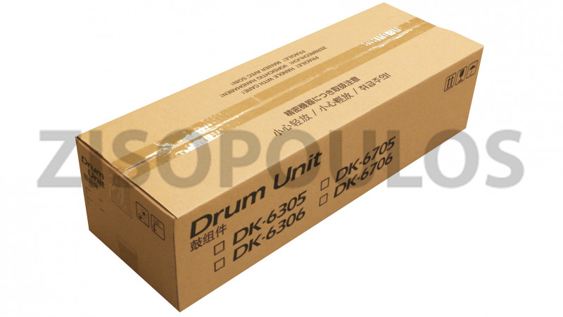 KYOCERA DRUM UNIT DK 6305 BLACK 302LH93017