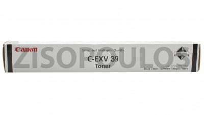 CANON TONER CEXV 39 BLACK 4792B002AA