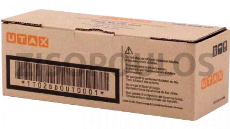 UTAX TONER CDC 1725 / 1730 YELLOW 652510016