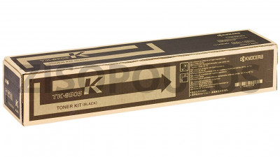 KYOCERA TONER KIT TK 8505 BLACK 1T02LC0NLC