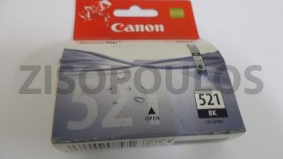 CANON  TONER BLACK CLI-521BK