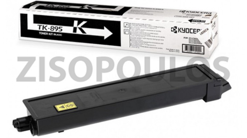 KYOCERA TONER CARTRIDGE TK 895 BLACK 1T02K00NL0